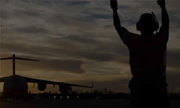 Transporte aéreo de Cargas - Transportadora